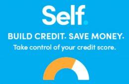 Self Credit Builder